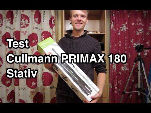 Test Cullmann PRIMAX 180 Stativ   3 Wege Stativ Test   Stativ Test