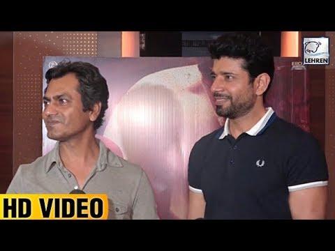 Nawazuddin Siddiqui At Special Screening Of Mukkab