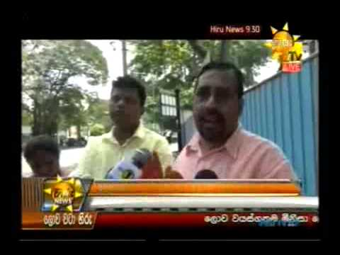 Hiru TV News 9.30