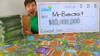 Video I Spent $50,000 On Lottery Tickets And Won ____ MP3, 3GP, MP4, WEBM, AVI, FLV Juni 2019