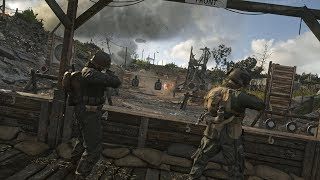 Call of Duty: WWII Headquarters Reveal Trailer
