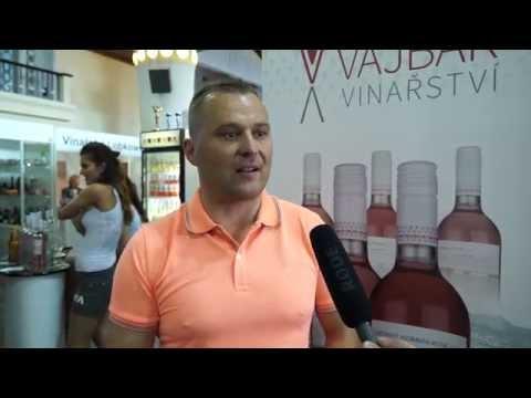 TV Gastro&Hotel: Soutěž vín o Zlatý pohár veletrhu Víno&Delikatesy 2014