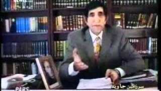 Bahram Moshiri -دولت اسرائیل دلسوز ایران نیست - قسمت یکم