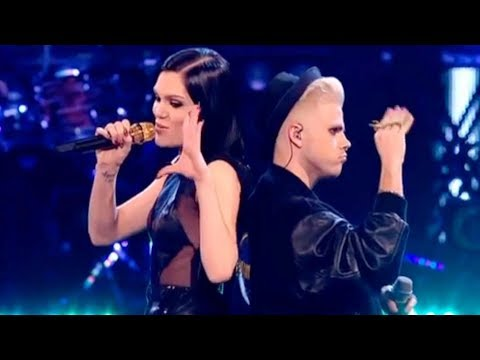 jessie j - http://www.bbc.co.uk/thevoiceuk Go Team Jessie! Performing 'Nobody's Perfect' on The Voice UK, Vince Kidd and Jessie J go lung-to-lung for a thrilling re-ver...