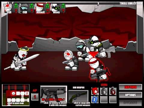 Madness Retaliation Boss 1:The Savior