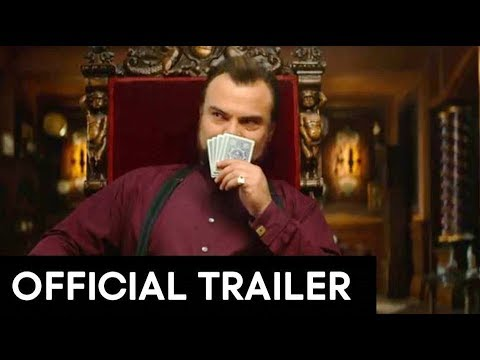 THE HOUSE WITH A CLOCK IN ITS WALLS | OFFICIAL MAIN TRAILER [HD]