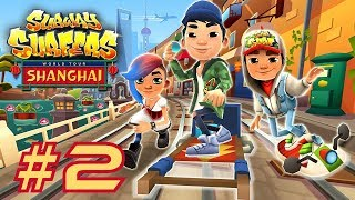 ►Gameplay #3Comment below which Character & Board you want me to play in Gameplay #3. (you can only comment one time before 30 July)Subway Surfers: Shanghai (2017)►Game Info Go to China on the Subway Surfers World Tour. Experience amazing gardens and grand shopping malls in vibrant Shanghai. Team up with Lee, the streetwise street performer, and unlock his new Outfit. Rush through the train traffic on the quirky Rickshaw board. Find beautiful fans on the tracks to win great Weekly Hunt prizes.►Subway Surfers Google Play Store: http://bit.ly/TYbZPNOfficial Site: http://bit.ly/1QJffHu►Support Pharmit24 by Donating PayPal: http://bit.ly/1LdfDx2►Pharmit24's Other GalaxiesFacebook: http://facebook.com/Pharmit24Google+: https://plus.google.com/+IIPharmit24IITwitter: http://twitter.com/Pharmit24Instagram: http://instagram.com/Pharmit242nd Channel: http://youtube.com/iiPharmitii►Intro Made byhttp://fiverr.com/gundude500►Intro MusicAero Chord - Surface~Pharmit24~