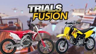 Unsere KLEINE Fahrt | Trials Fusion
