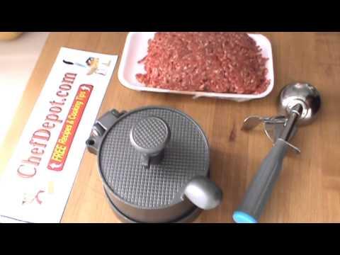 best burger review video