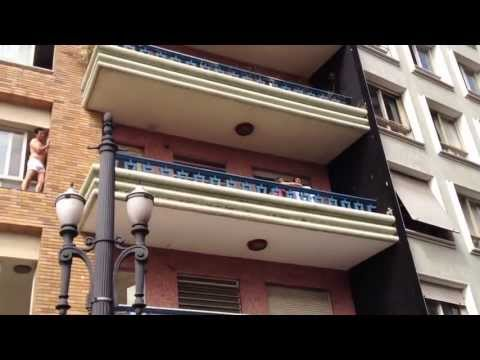 Alleged Lover Jumps from Building in Sao Paulo, Brazil
