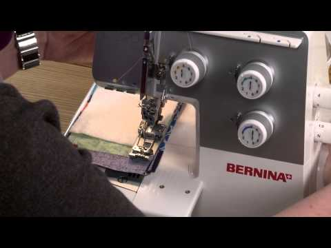 Quilting with a Serger, Part 2