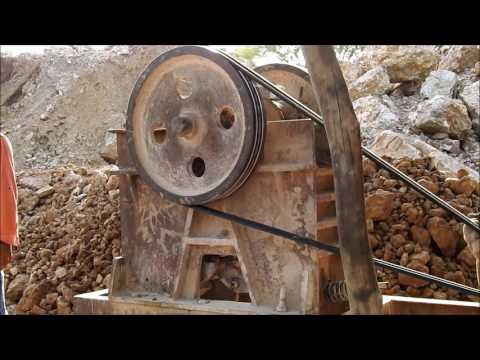Diamond Mining in Panna, India
