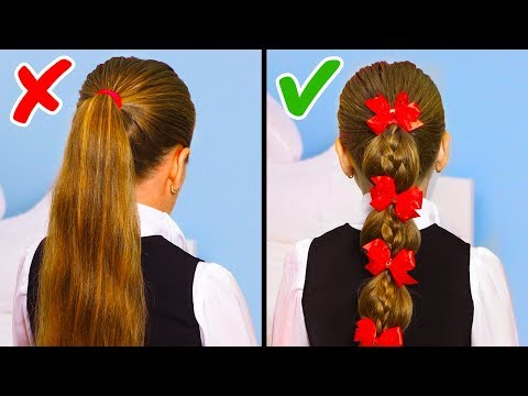 30 BACK TO SCHOOL HAIRSTYLES TO SLAY YOUR FIRST DAY - Thời lượng: 12 phút.