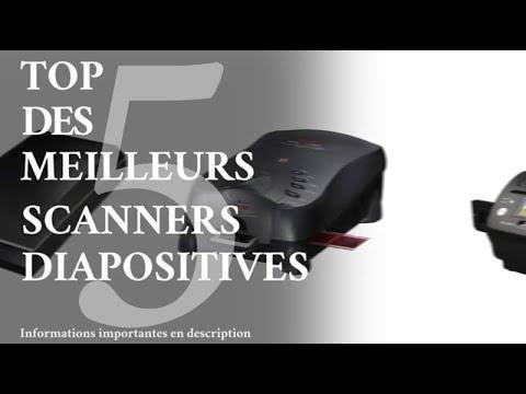 Top 5 - Meilleurs scanners diapositives (Comparatif / Avis 2017)