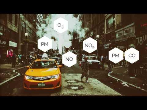 Romain Lacombe – Mieux connaître la pollution de l'air pour mieux s'en protéger