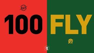 Video 100 vs. FLY - NA LCS Tiebreaker G2 Match Highlights (Summer 2018) MP3, 3GP, MP4, WEBM, AVI, FLV Agustus 2018