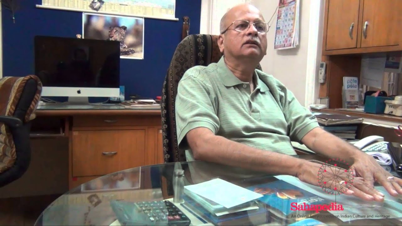 Prabhat Studio: In Conversation with Anil Damle