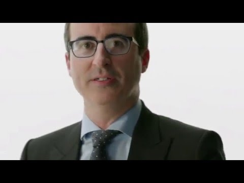Last Week Tonight with John Oliver Season 3 Promo