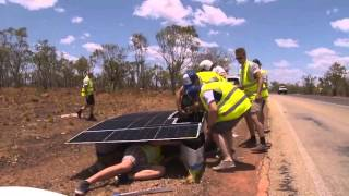 2015 Bridgestone World Solar Challenge Award Ceremony Closing Video