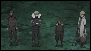 Ⓗ The Hokages Arrive on the Battlefield | English Dub