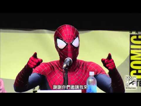 蜘蛛人驚奇再起2電光之戰Becoming Peter Parker(2014321)