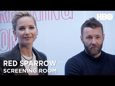 Jennifer Lawrence & Joel Edgerton On Red Sparrow (2018 Movie) | HBO (видео)