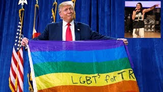 President Donald Trump tweets about transgenders in the military & the world freaks out. Here's my thoughts!