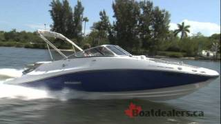 9. 2012 / 2011 Sea-Doo 230 Challenger SE Sport Boat / Jet Boat Review