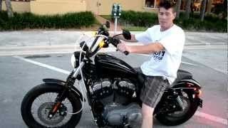 7. 2008 Harley Davidson Sporter Nightster 1200 xl For Sale