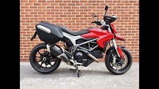 8. Ducati Hyperstrada 821 2016 model. www.ridersmotorcycles.com