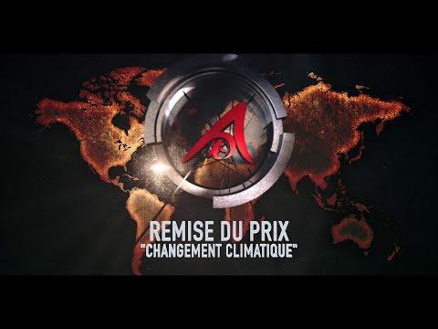 REMISE PRIX CHANGEMENT CLIMATIQUE 2017