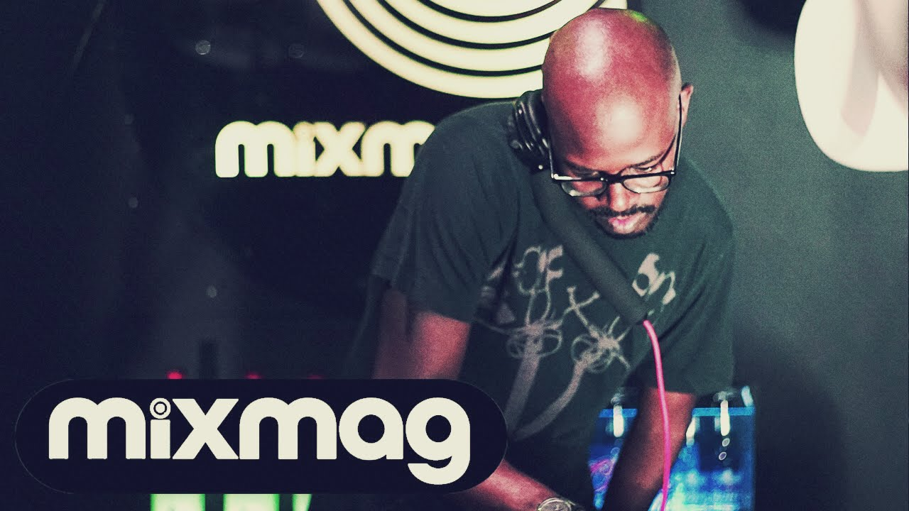 Black Coffee - Live @ Mixmag Lab LDN 2014