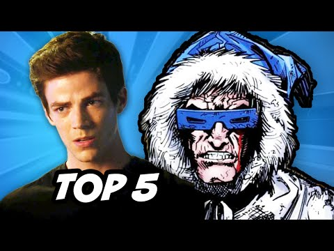 book - The Flash Episode 4 TOP 5 Comic Book Easter Eggs. Wentworth Miller Captain Cold, Heatwave, The Rogues and Felicity Smoak Arrow Season 3 Crossover▻ http://bit.ly/AwesomeSubscribe Arrow ...