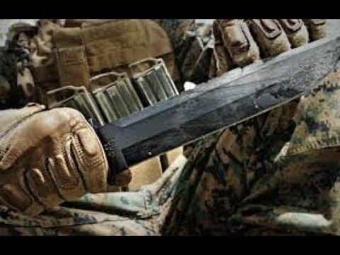 Knife fighting Ножевой бой. 07.03.18