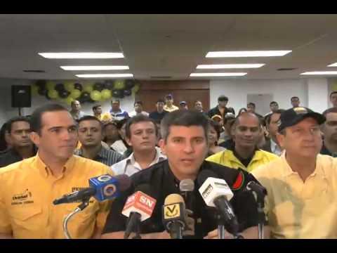 David Uzcátegui: Estamos con nuestros concejales  en 157 municipios, lo que representa el 81% del país