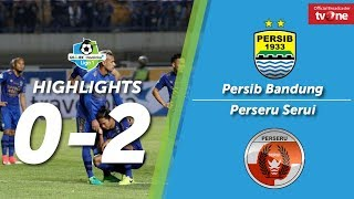 Video Persib Bandung vs Perseru Serui: 0-2 All Goals & Highlights - Liga 1 MP3, 3GP, MP4, WEBM, AVI, FLV November 2017
