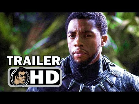 BLACK PANTHER Official Trailer - Responsibility (2018) Marvel Superhero Movie HD