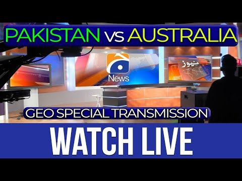 Pakistan - GEO NEWS LIVE news channel