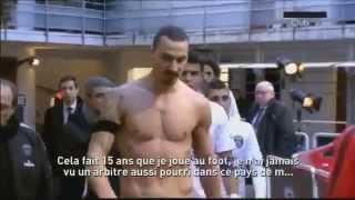 Zlatan Ibrahimovic sagt, dass Frankreich ihn nicht verdient