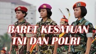 Video Baret Tentara Nasional Indonesia TNI AD AL AU dan BRIMOB MP3, 3GP, MP4, WEBM, AVI, FLV Agustus 2018