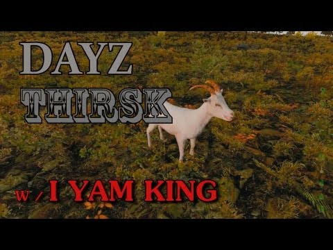Day Z - Thirsk :: EP 1 - My first life, NEW MAP. (ARMA2)