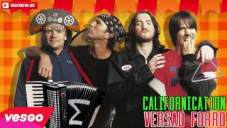 Red Hot Chili Peppers Californication VERSÃO FORRÓ