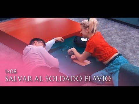 Flamantha | 1x08 - Salvar al soldado Flavio