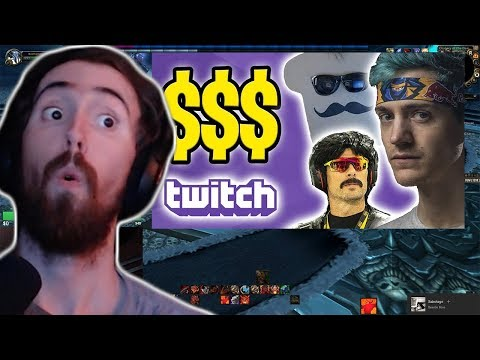 "Asmongold Reacts To ""how Much Money Do Twitch Streamers Really Make?"" By Disguised Toast"