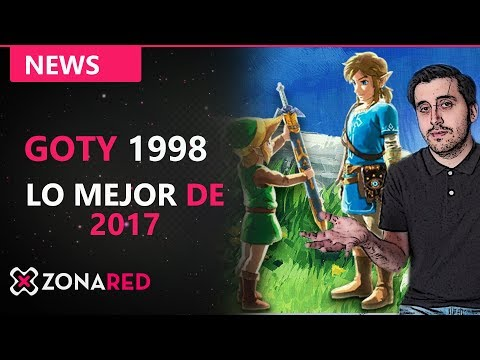 GOTY 1998 ¡Votad! | GOTY 2017: Zelda En Switch Arrasa En Zonared