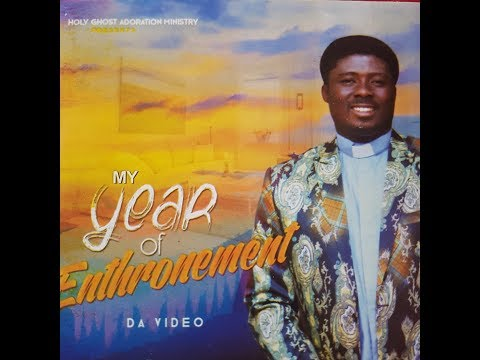 M YEAR OF DIVINE ENTHRONEMENT by REV. FR. EMMANUEL OBIMMA (EBUBE MUONSO)