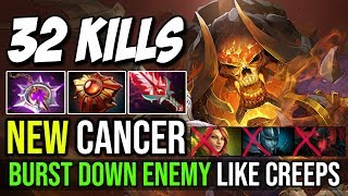 Video This Clinkz Damage is so Damn Scary Burst Down His Enemy Like Creeps in 1Second By Babyknight Dota 2 MP3, 3GP, MP4, WEBM, AVI, FLV Desember 2018