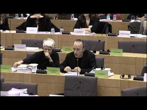 Juaristi insta en el PE a mantener una actitud proactiva en la resolución de los conflictos internos