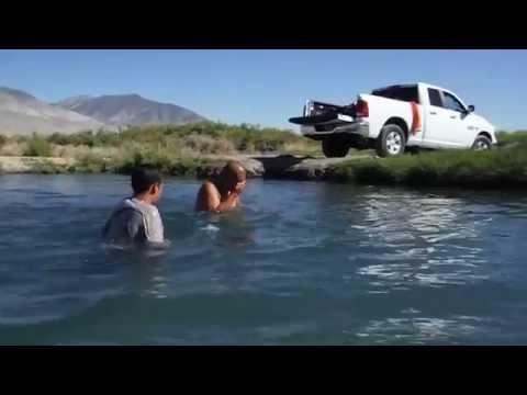 Swimming Hole in the Eastern Sierra (Bishop, California)