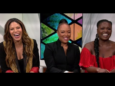 Catching Up With The Cast Of 'Greenleaf' | New York Live TV